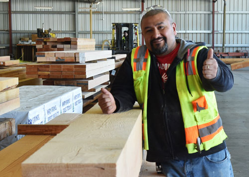 Core Values at Elk Creek Forest Products